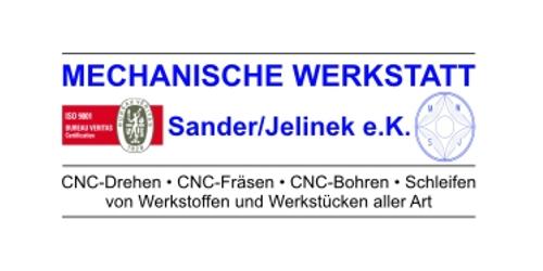 Jelinek CNC Fräsen Drehen Sponsor