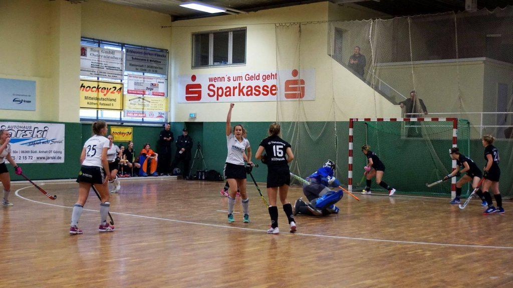 Hockeyhalle Osternienburg Sportverein