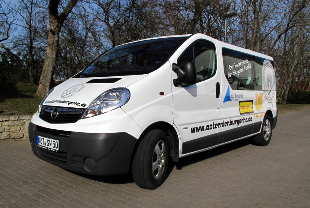 Sportverein Dessau Bus Mieten