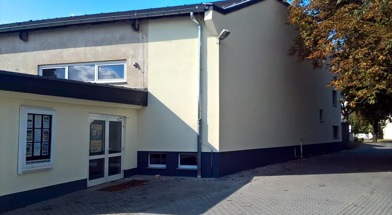 Sportverein Sporthalle Osternienburg Hockeyhalle